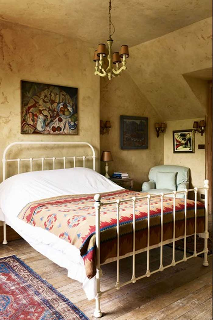 traditionelle Country Schlafzimmer Keith Mcnally Balthazar